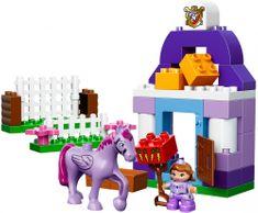 LEGO DUPLO 10594 Księżniczka Sofia - Stajnia