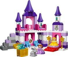 LEGO Duplo Księżniczka Sofia - Zamek 10595