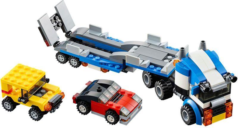 LEGO® Creator 31033 Kamion pro přepravu aut