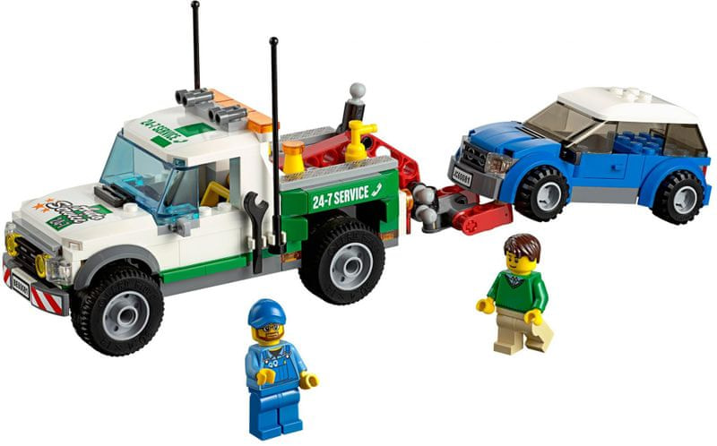 LEGO® City 60081 Odtahový pick-up
