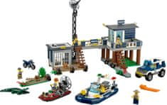 LEGO City 60069 Stanice speciální policie