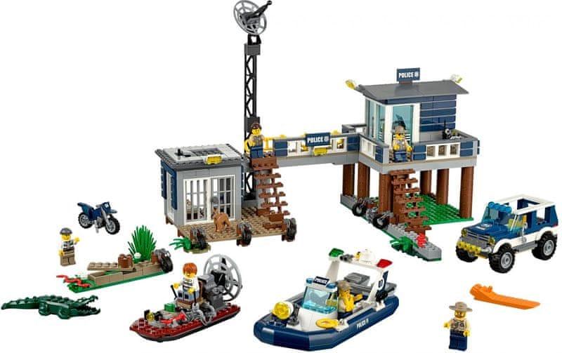 LEGO® City 60069 Stanice speciální policie