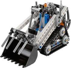 LEGO® TECHNIC Mali utovariavč na gusjenicama