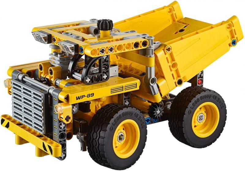 LEGO® Technic 42035 Důlní náklaďák