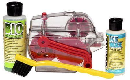 PEDROS komplet za čiščenje verige Chain Machine