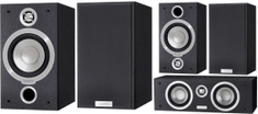 Tannoy Mercury V1i, VCi, VRi (Dark Walnut)