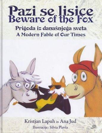 Kristjan Lapuh in Ana Jud: Pazi se lisice (Beware of the Fox)