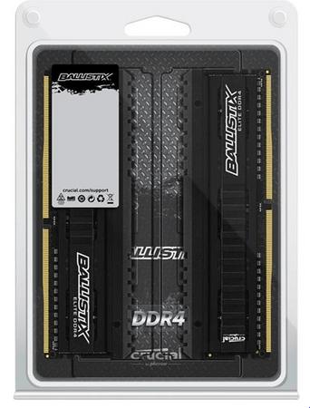 Crucial pomnilnik (RAM) Ballistix Elite 8GB (2x4GB) DDR4 2666 CL16 1.2V DIMM