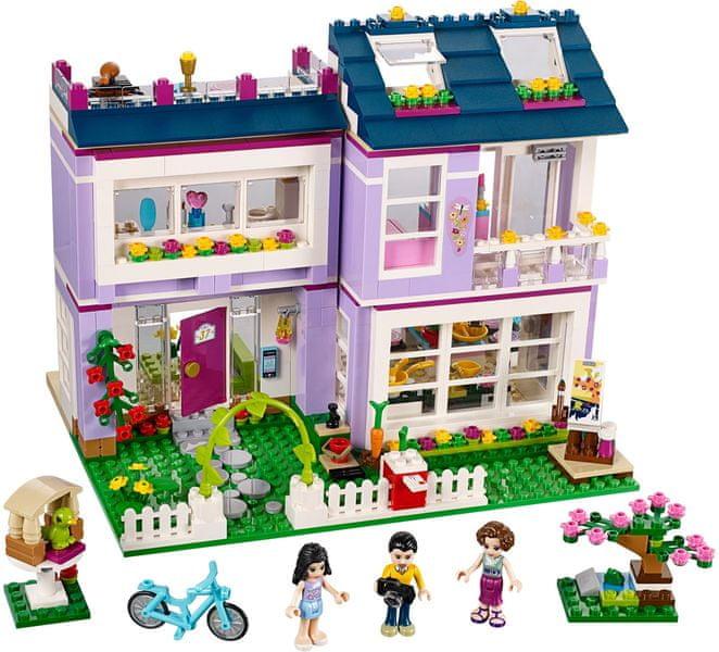 LEGO® Friends 41095 Emmin dům - II. jakost