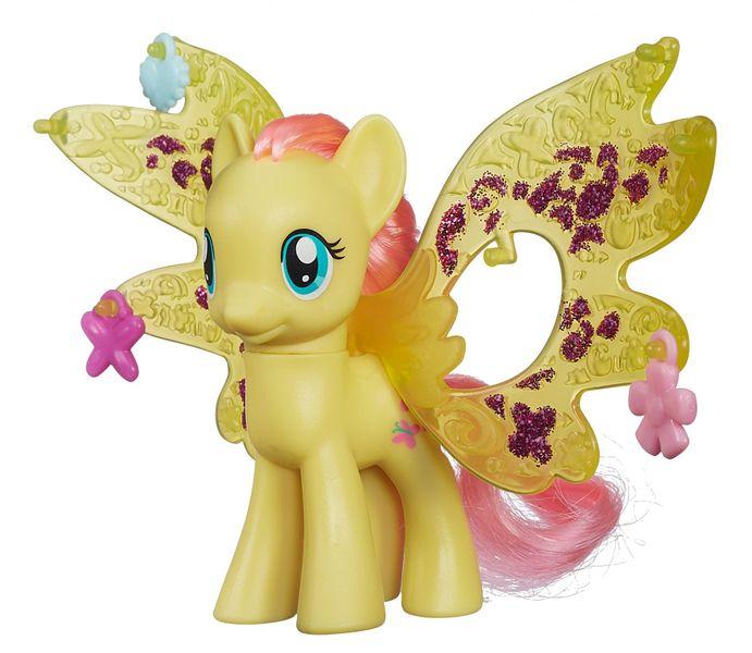 My Little Pony Poník s ozdobenými křídly Fluttershy