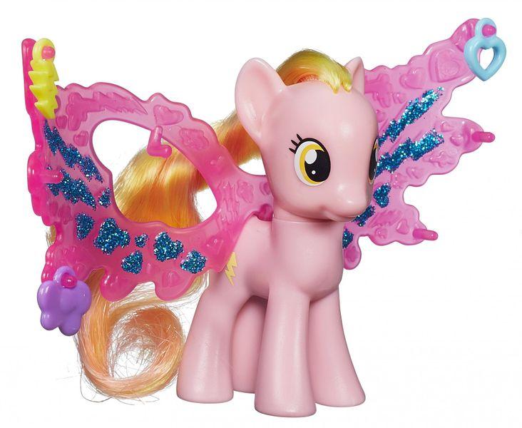My Little Pony Poník s ozdobenými křídly Honey Rays