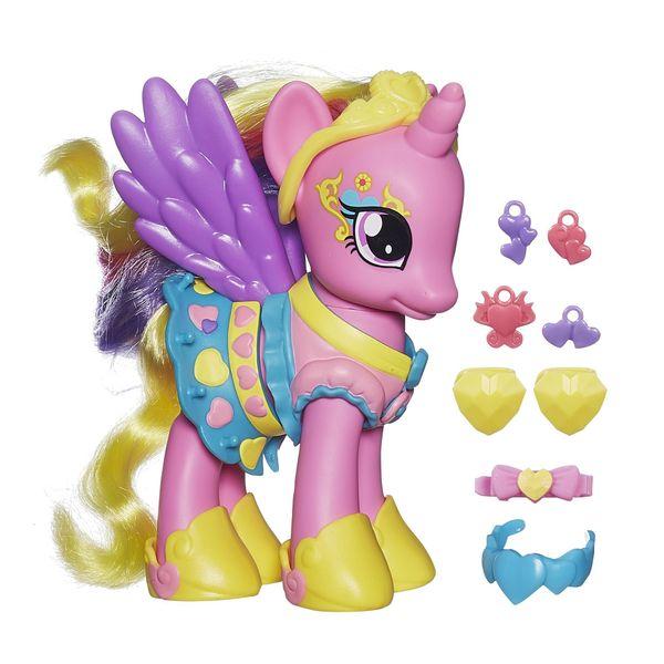 My Little Pony Kouzelný poník s oblečkem a doplňky Princess Cadance