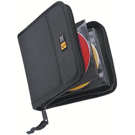 Case Logic CDW16 pouzdro na 16 CD/DVD