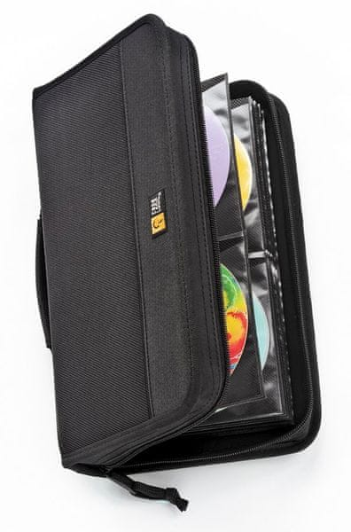 Case Logic CDW64 pouzdro na 64 CD/DVD