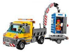 Lego CITY Servisni tovornjak