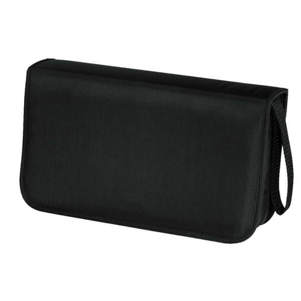 Hama CD Wallet Nylon 80