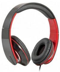 Defender Accord-169 Black / Red