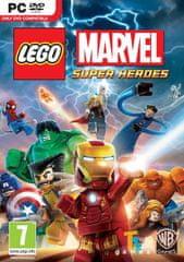 Warner Bros Lego Marvel Super Heroes (PC)