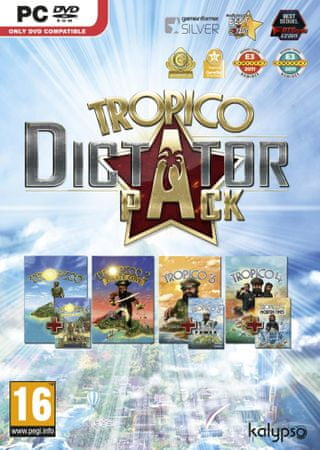 Tropico Dictator Pack (1-4) (PC)