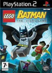 Warner Bros Lego Batman (PS2)