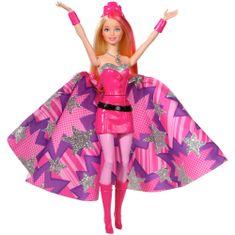 Barbie Barbie - Super Księżniczka Filmowa CDY61