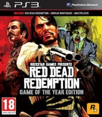 Take 2 Red Dead Redemption Complete Edition (PS3)