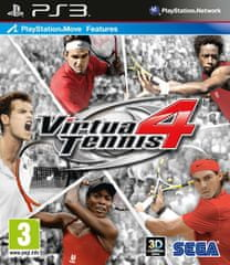 Sega Virtua Tennis 4 Essentials (PS3)