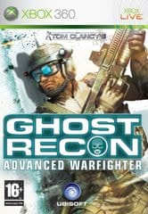 Ubisoft Tom Clancy's Ghost Recon: Advanced Warfighter (XBOX 360)