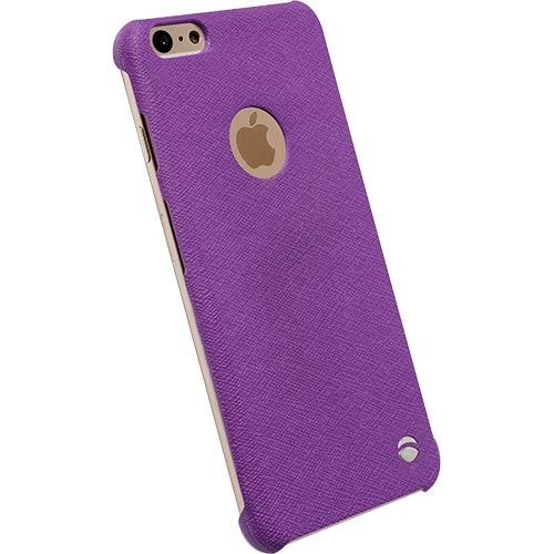 Krusell Pouzdro TEXTURECOVER, Apple iPhone 6, fialová