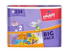 Bella Happy Pieluchy Mini 234 szt.