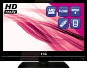 ECG 19 LED 412 PVR BLACK