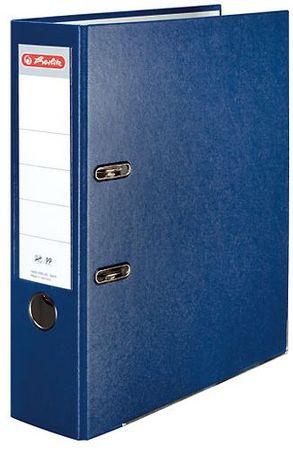 Herlitz registrator maX.file protect A4, 80 mm, moder