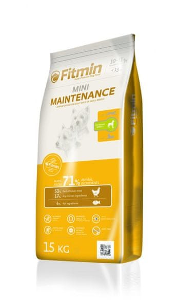 Fitmin Mini maintenance 3 kg