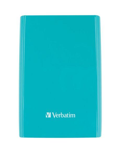 "Verbatim Store 'n' Go 1TB / Externí / USB 3.0 / 2,5"" / Green (53174)"