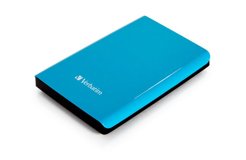 "Verbatim Store 'n' Go 1TB / Externí / USB 3.0 / 2,5"" / Blue (53175)"