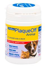 Alavis PlaqueOff Animal 40g