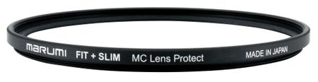 Marumi filter 58 mm - Slim Lens Protect