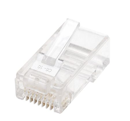 Intellinet RJ45 konektor CAT.6+ UTP mehki kabel Digitus (pak/10)
