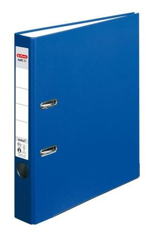 Herlitz registrator maX.file protect A4 50 mm, moder