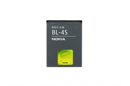 Nokia Originální baterie BL-4S, Li-ion 860 mAh