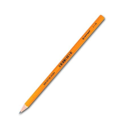 Tužka grafitová školní č.2 žlutá
