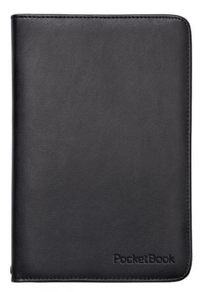 PocketBook pouzdro pro 614/623/624/626, DOTS, černo šedé