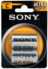 SONY C Ultra Féltartós Baby Elem (SUM2NUB2A) 2db