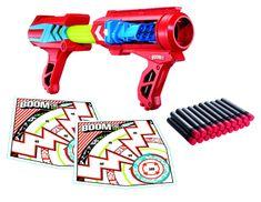 Mattel Pistolet BOOMco Mad Slammer CFD43