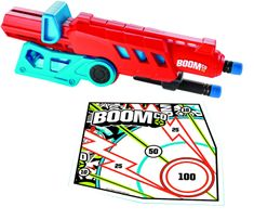 Mattel Blaster BOOMco Railstinger CJF19
