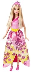 Barbie Princezna ružová