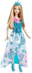 Barbie Princezna modrá