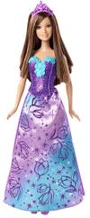Barbie Princezna fialová