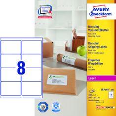 Avery Zweckform etikete LR7165-100, 99,1x67,7 mm