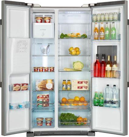 HAIER HRF 628AF6 Amerikai hűtőszekrény